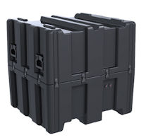 AL3834 Large Shipping Case with foam
