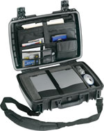 iM 2370 Laptop/Briefcase with Pick and Pluck Foam