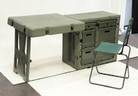 FD3121 Single Field Desk